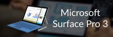 Microsoft unveils Surface Pro 3, new accessories‏