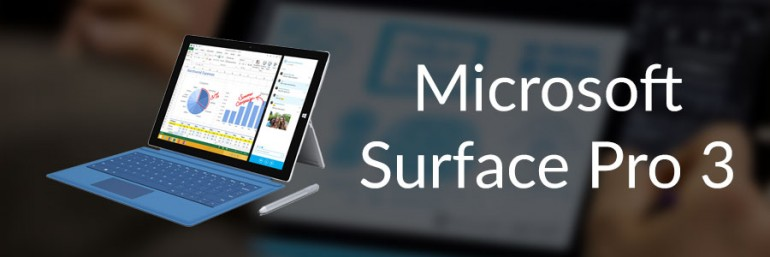 Microsoft unveils Surface Pro 3, new accessories