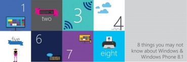 Celebrate 8 things with Windows