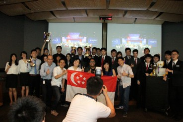 Microsoft Imagine Cup Singapore 2016 Winners