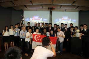 Imagine Cup Singapore Finals 2016